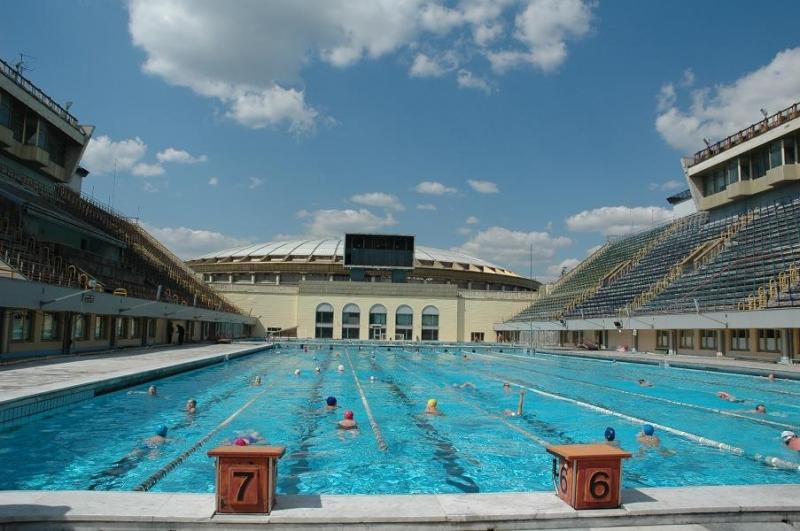 Разовый бассейн в Москве Котловка без справки